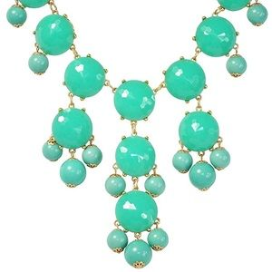 Jewelry - Green Bubble Necklace
